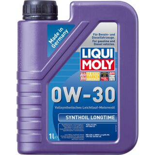 Liqui Moly 1171 Synthoil Longtime 0W-30 - 1 Liter